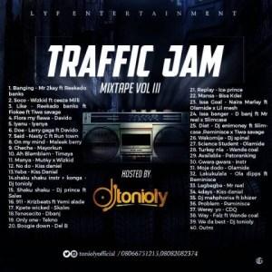 DJ Tonioly - Traffic Jam Mixtape (Vol. 3)